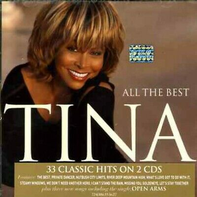 Turner Tina  All the Best CD