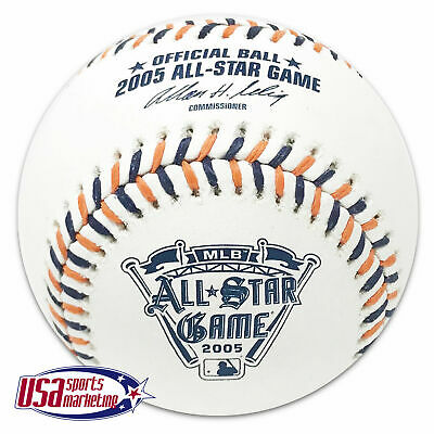 Rawlings 2005 MLB All Star Official Game Baseball Detroit Tigers - Boxed