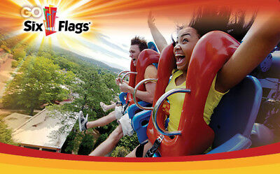 SIX FLAGS GREAT ADVENTURE TICKETS 32  PARKING 9  A PROMO SAVINGS TOOL