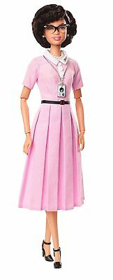 Barbie Inspiring Women Series Katherine Johnson Doll New