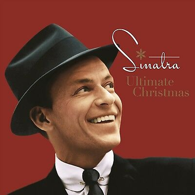 Ultimate Christmas by Frank Sinatra CD Oct-2017 Universal NEW