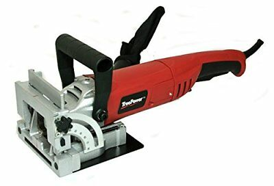 TruePower 01-0102 Biscuit Plate Joiner with Carbide Tipped Blade 4