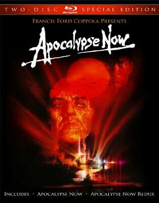 Apocalypse Now Two-Disc Special Edition Blu-Ray