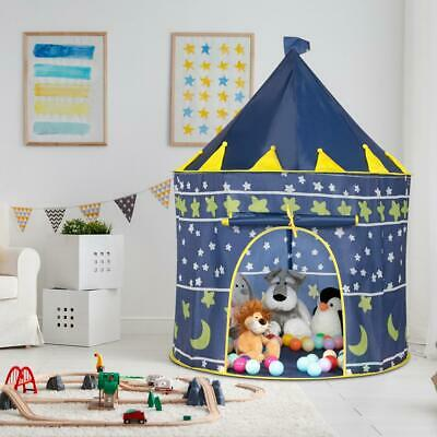 Baby Kid Outdoor Indoor Princess Play Tent Playhouse Ball Pit Pool Toddler Toys
