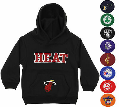 Outerstuff NBA Infant and Toddlers Fleece Hoodie Team Variation