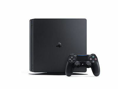 Sony PlayStation 4 Slim - 1TB - Jet Black Console