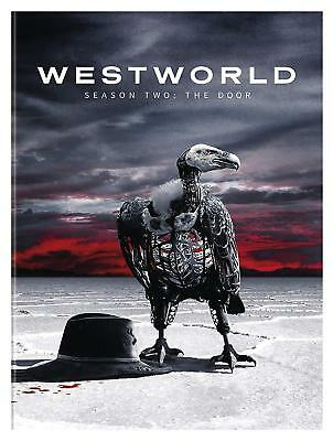 Westworld Season 2 - The Door - New Sealed DVD PRE-ORDER - SHIPS 126