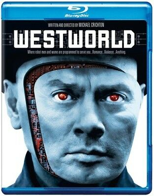 Westworld New Blu-ray
