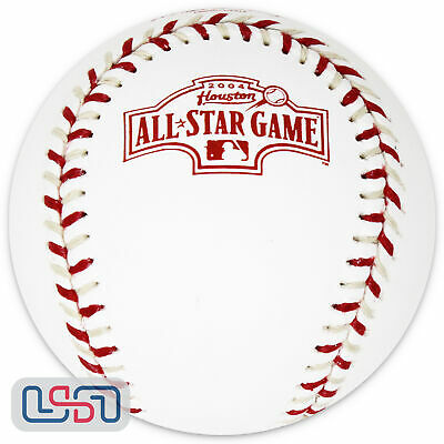 Rawlings 2004 MLB All Star Official Game Baseball Houston Astros - Boxed
