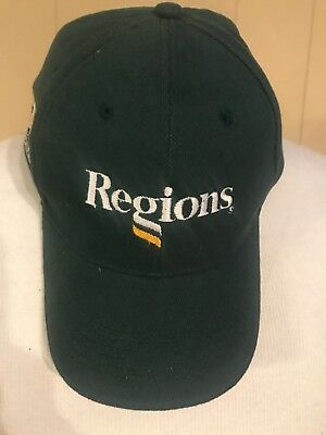 SEC Baseball Tournament Regions Bank Hat Cap Excellent Condition