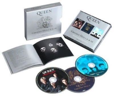 Queen - Platinum Collection Greatest Hits 1-3 New CD Boxed Set