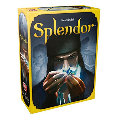 Splendor Cardboard Game Party Game 2-4 players New!