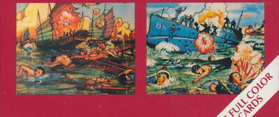 World War II Horrors of War HIGH Number Trading Card Set  48 Cards