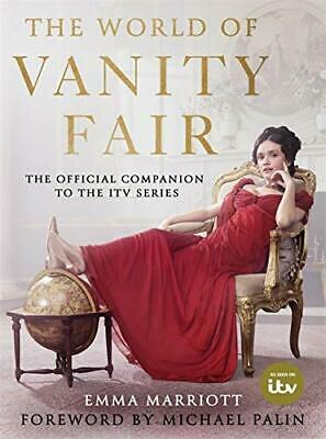 The World of Vanity Fair by Marriott Emma Book The Fast Free Shipping