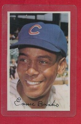 1971 DELL STAR card Ernie Banks Baseball Card Chicago Cubs