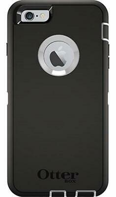 OtterBox Defender Case for iPhone 6 Plus6S Plus Case Only  BlackWhite