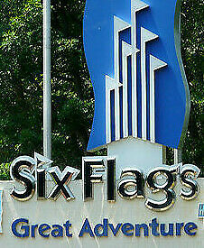SIX FLAGS GREAT ADVENTURE NJ TICKETS 36-99 - FREE PARKING A PROMO DISCOUNT TOOL