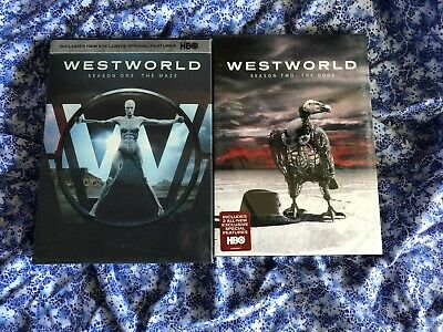 WestWorld Complete Seasons 1-2 DVD HBO West World Set 1-2 New Free Shipping
