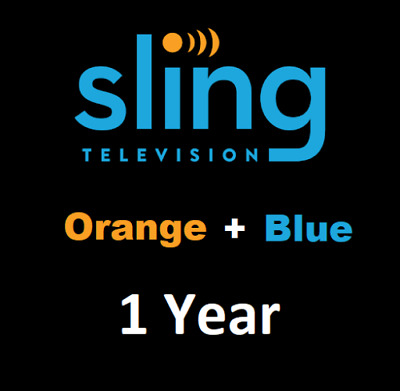 Sling TV Orange and Blue - Lifetime Warranty FAST DELIVERY