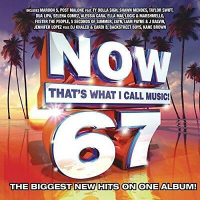 Now Thats What I Call Music Vol- 67 Audio CD NEW