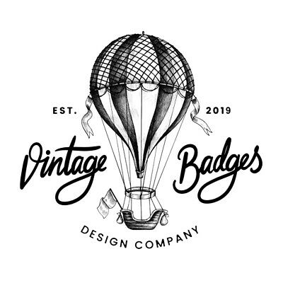 PROFESSIONAL RETRO LOGO DESIGN -VINTAGE LOGO DESIGN- UNLIMITED REVISIONS