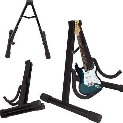 New Professional Musicians Gear A-Frame Electric Guitar Stand Black