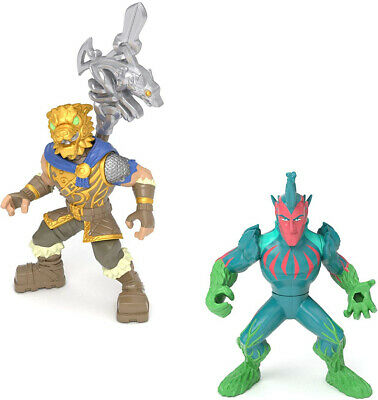 Fortnite Battle Royale Collection Duo Pack Battlehound and Flytrap Figures
