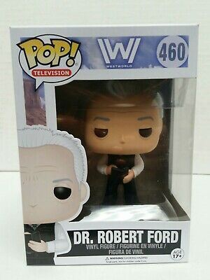 Funko Pop Television Westworld Dr- Robert Ford 460