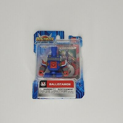 Digimon - Fusion 2 Action Figure - BALLISTAMON - New in Package -