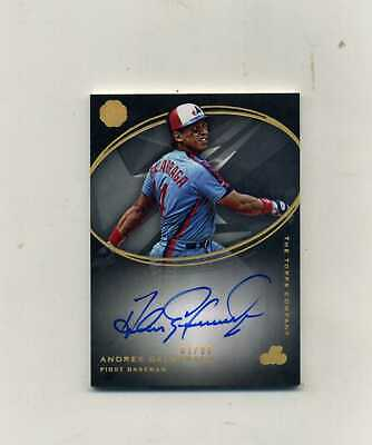 2016 Topps The Mint Andres Galarraga  Autograph 8199