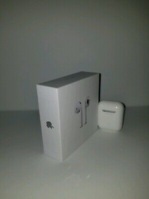 Apple AirPods 1 with Charging Case and a Free Suprise Luxury Case-