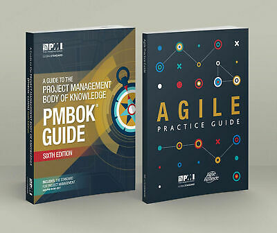 PMBOK PMI Guide 6th Edition 2018 - Agile Practice Guide -1440 PMP Question Bank
