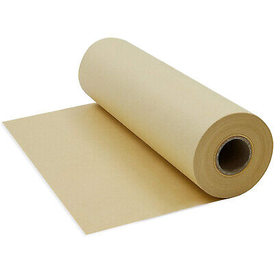 10x1200 Jumbo Wrapping Packing Paper Brown Kraft Paper Roll for Craft Shipping