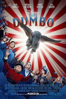 Dumbo DVD 2019 - Brand New Super Fast Free Shipping