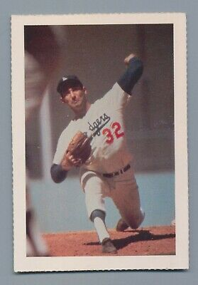 1981 Smithsonian Institute Sandy KOUFAX card -1959 Los Angeles Dodgers Card  457