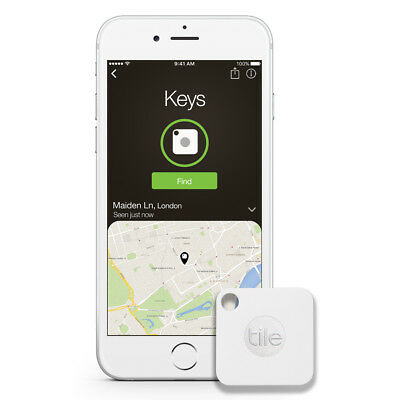 Tile  Bluetooth Tracker  Mate - 1 Pack   Free Shipping