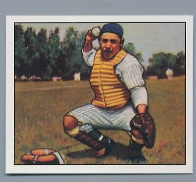 10 New York Yankees 1950 Bowman Reprint Cards includes Yogi Berra - Bonus Cards