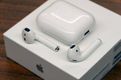 Apple AirPods with Wireless Charging Case - White  First Generation