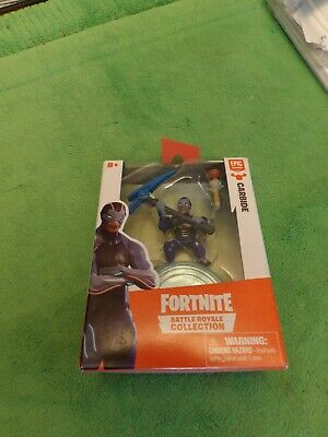 Fortnite Battle Royale Collection CARBIDE 09Y Solo Pack Mini Figure Epic Games
