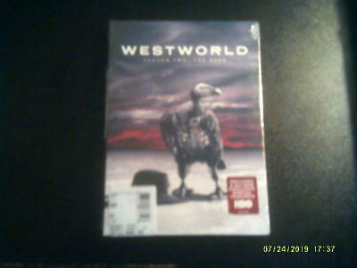 Westworld The Complete Second Season DVD2018