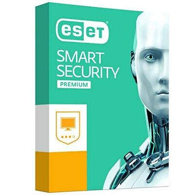 Eset SMART SECURITY PREMIUM 2019 1 PC 2 YEAR  GLOBAL KEY  Quick Delivery