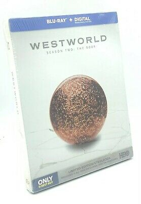 Westworld - Season 2 The Door Blu-ray-Digital 2018 Only  Best Buy Steelbook