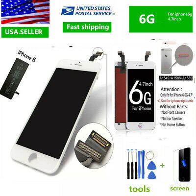 OEM LCD Display Touch Screen Digitizer Assembly Replacement for iPhone6 6G 4-7