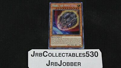 YUGIOH NIBIRU THE PRIMAL BEING TN19-EN013 PRISMATIC SECRET RARE