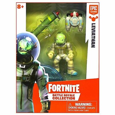 FORTNITE BATTLE ROYALE COLLECTION Leviathan SINGLE FIGURE PACK 2019 NEW
