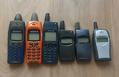 LOT Ericsson R310s R310s R320s T28s T29s T20s Cell Phones Collection RRR