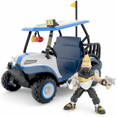 Fortnite Battle Royale Collection All Terrain Kart Vehicle and Drift Figure Toy