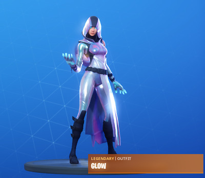Fortnite Glow Skin ✨ Ikonik Replacement Fast Gift 🎁 PCPS4XBOXMOBILE