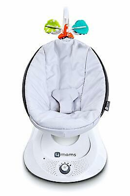 4moms RockaRoo 4 infant seat  swing – Gray Classic NEW IN RETAIL BOX