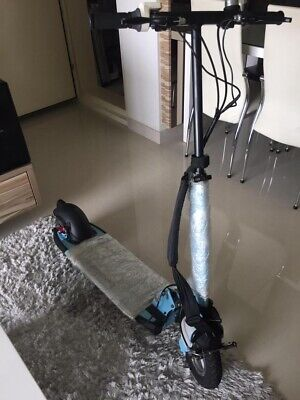 electric e-scooter